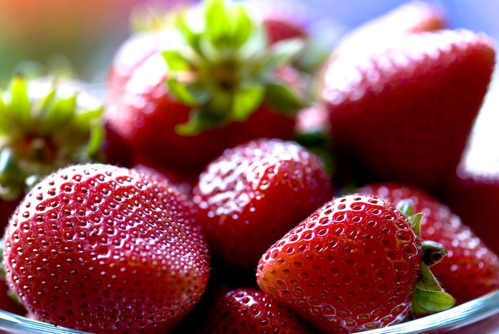 essay on strawberry